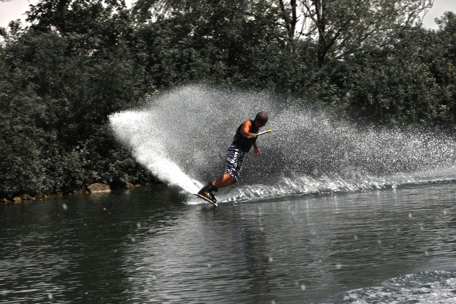 Wakeboard sesh