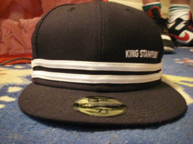 King Stampede Hat