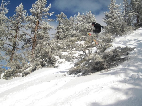 Heavenly Backcountry