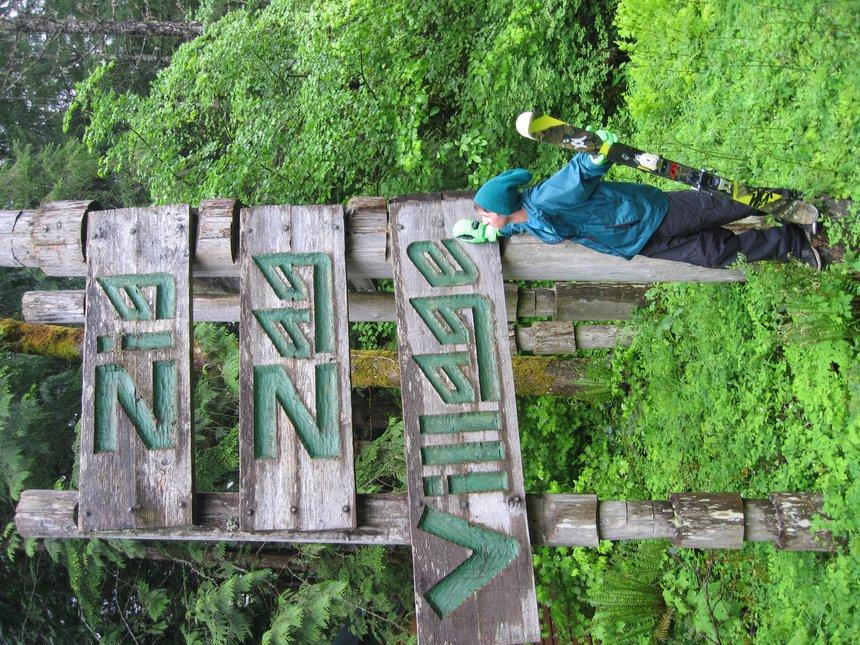 Zig zag village