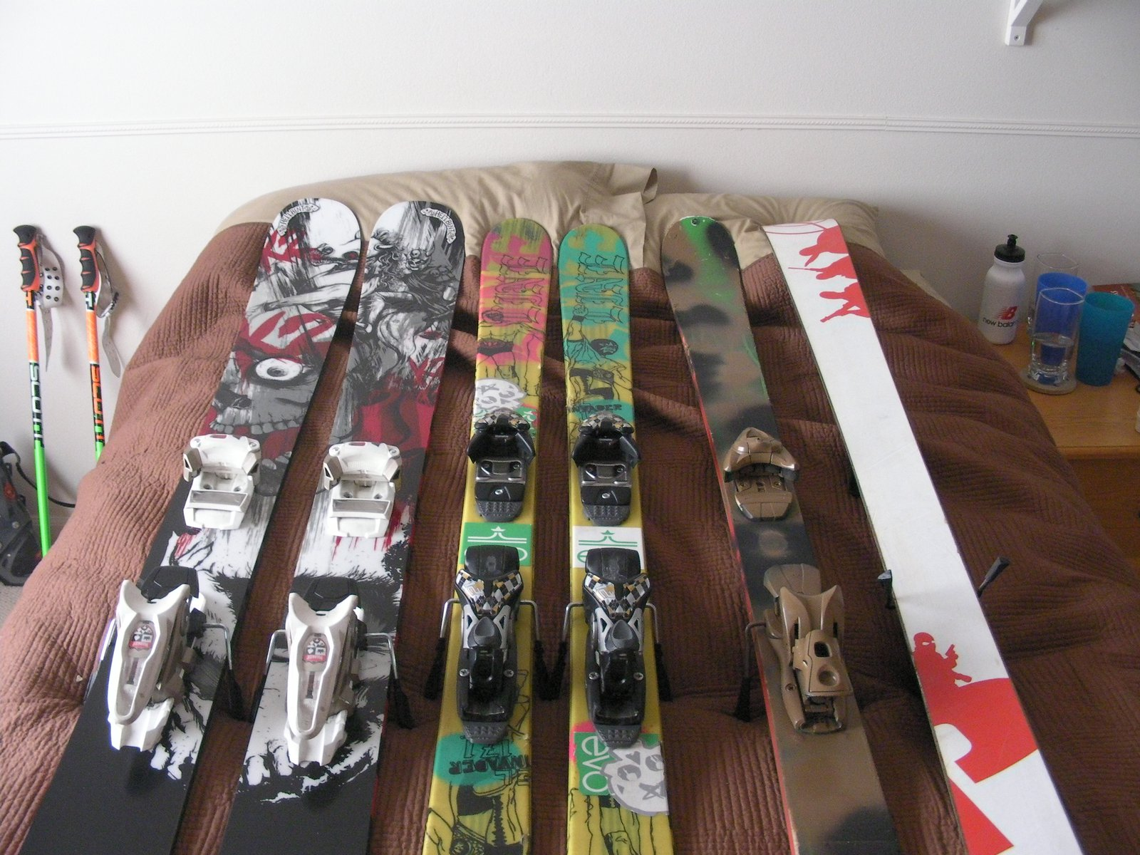 New Quiver aka. i just got 09 hell bents and i want to show them off