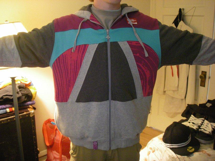 Lrg sweatshirt large sale