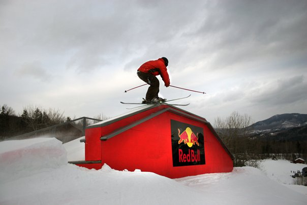Red Bull Steeze