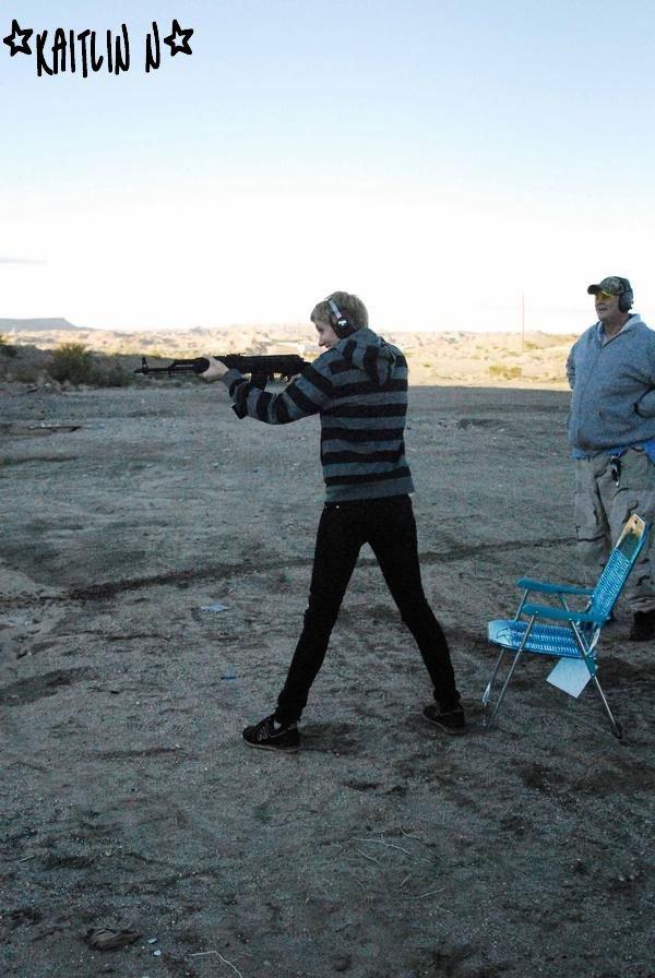 AK 47 fun