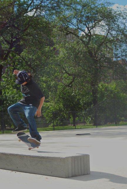 Skate foool