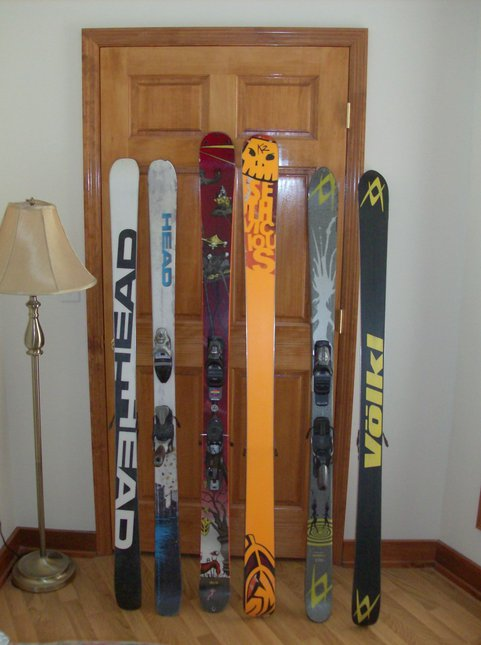 My Skis (07-08)