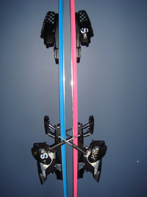 New Skis! --> Salomon Suspect