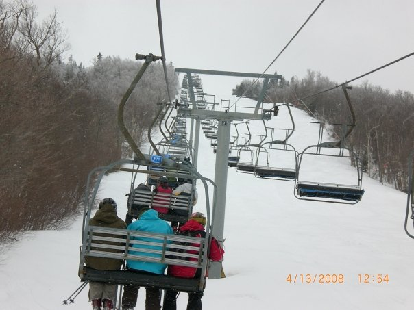 Jay Peak, Spring Break