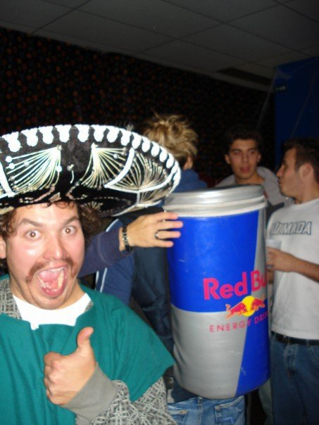 Crazy mexican