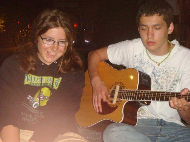 Midnight jam session