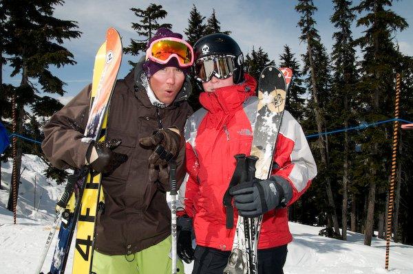 Me and Matt Sterbenz