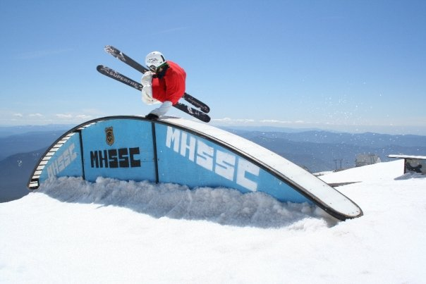 Zach Steele on BOONE Skis - Superfreaks