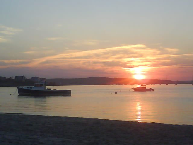 Ferry Beach Scarborough Maine