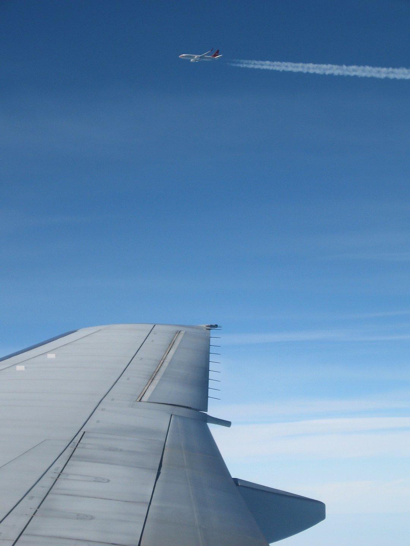 Plane to plane