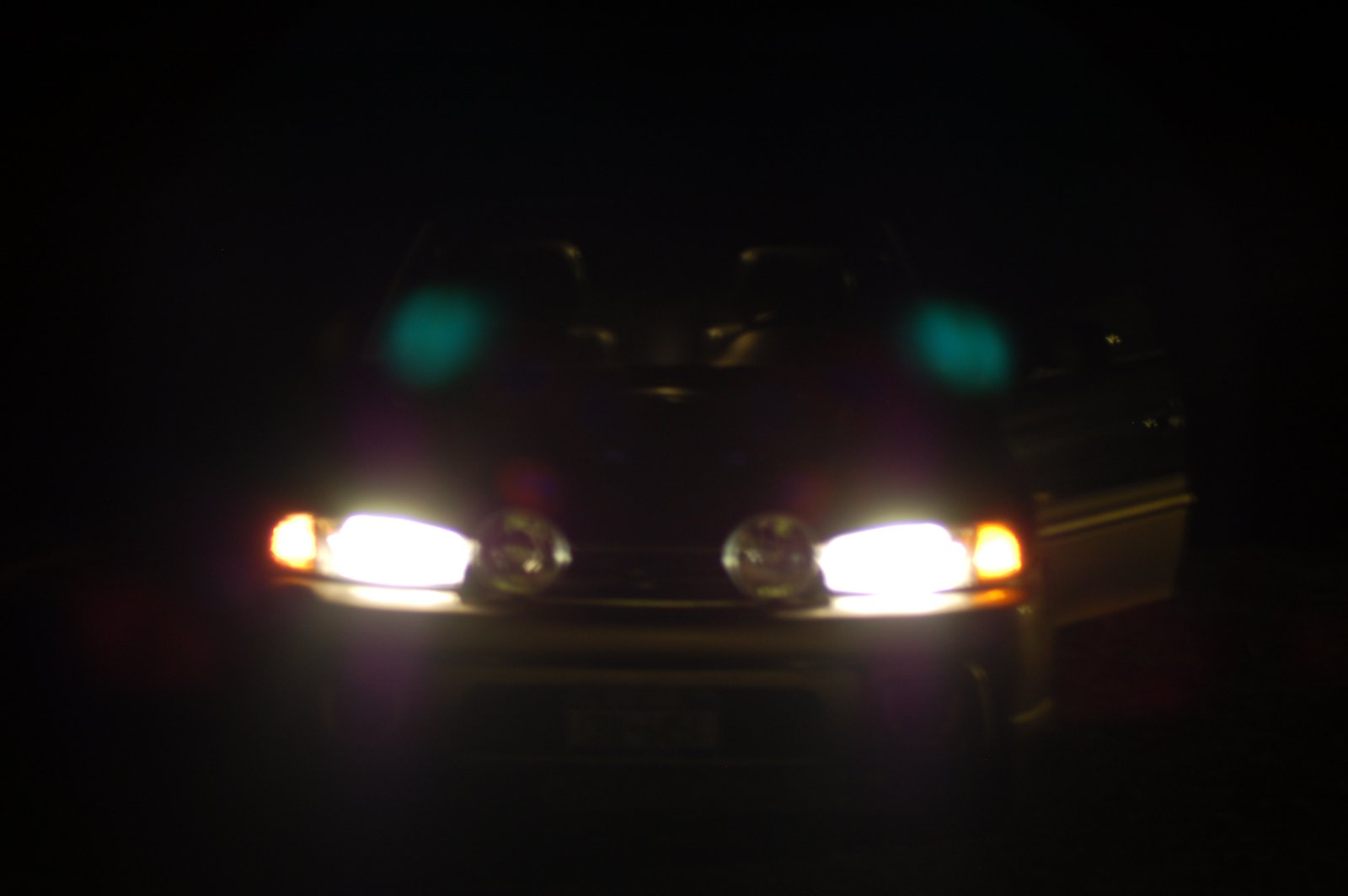 700FF Driving lights - 2 of 2