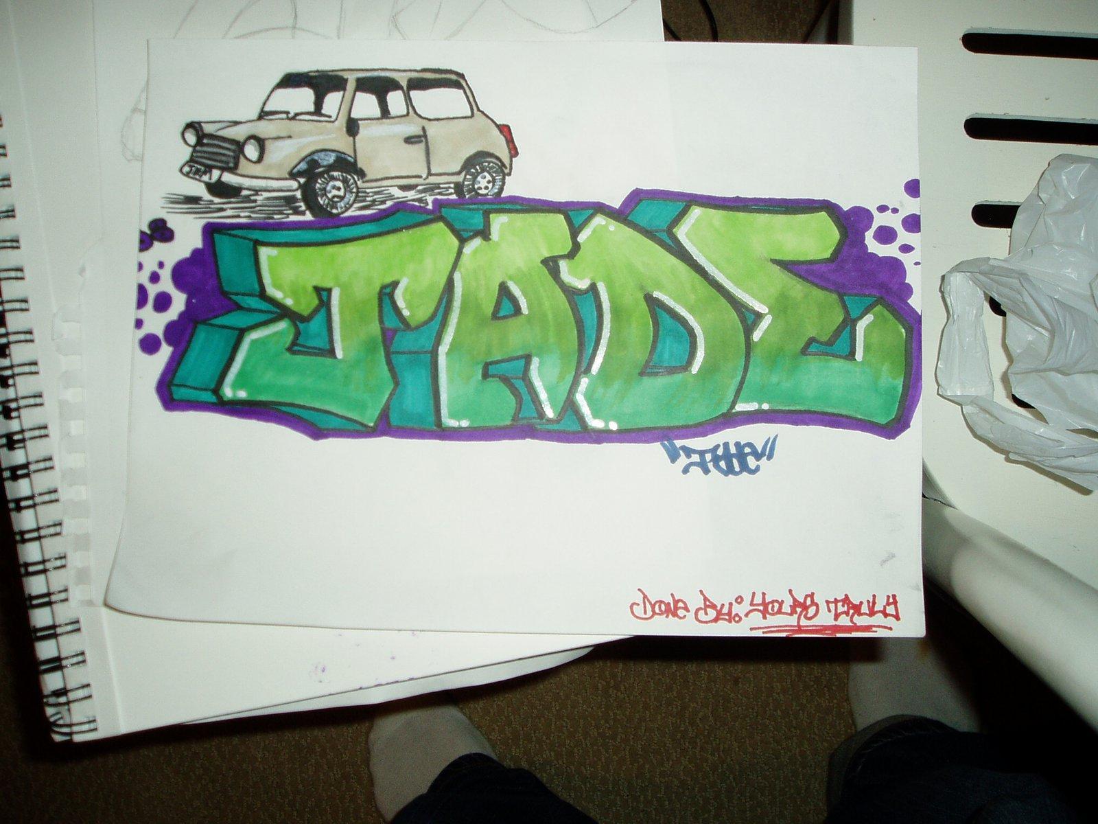Graff for ma girlie