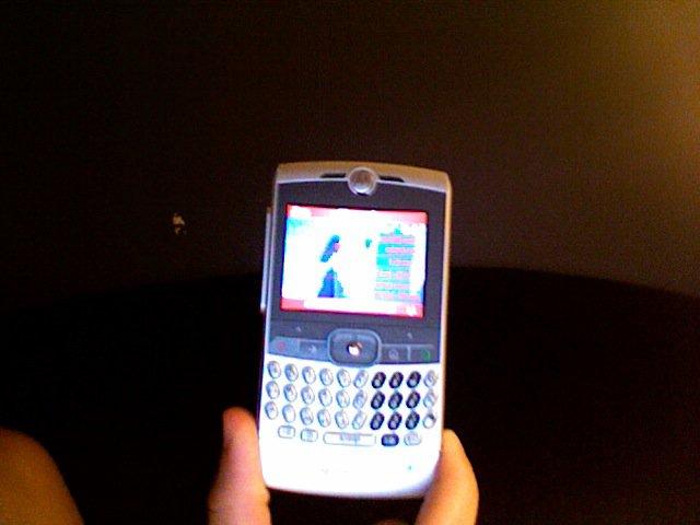 Motorola q for thread