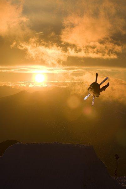 Alex Mathers - Bryn Hughes Momentum 2008 Sunset shoot