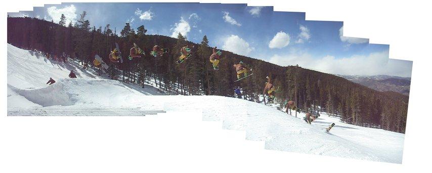 Echo Mountain Sequence.....question.