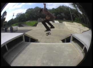 Kickflip Ledge
