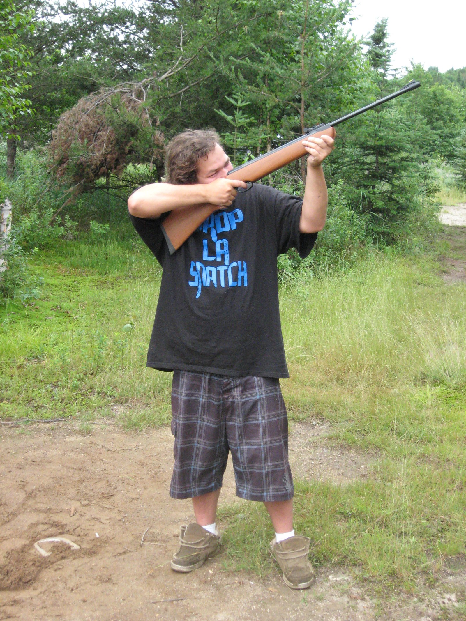 Drop la snatch hunter