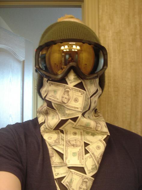 Money bandana
