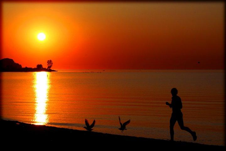Run by Sunrise