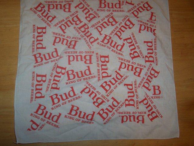 Bud bandanna