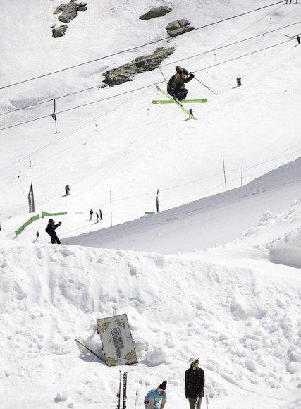 Jumpin at Whistler