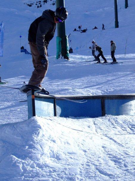 Bariloche park