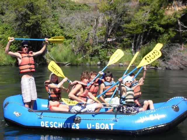 Windells rafting 2