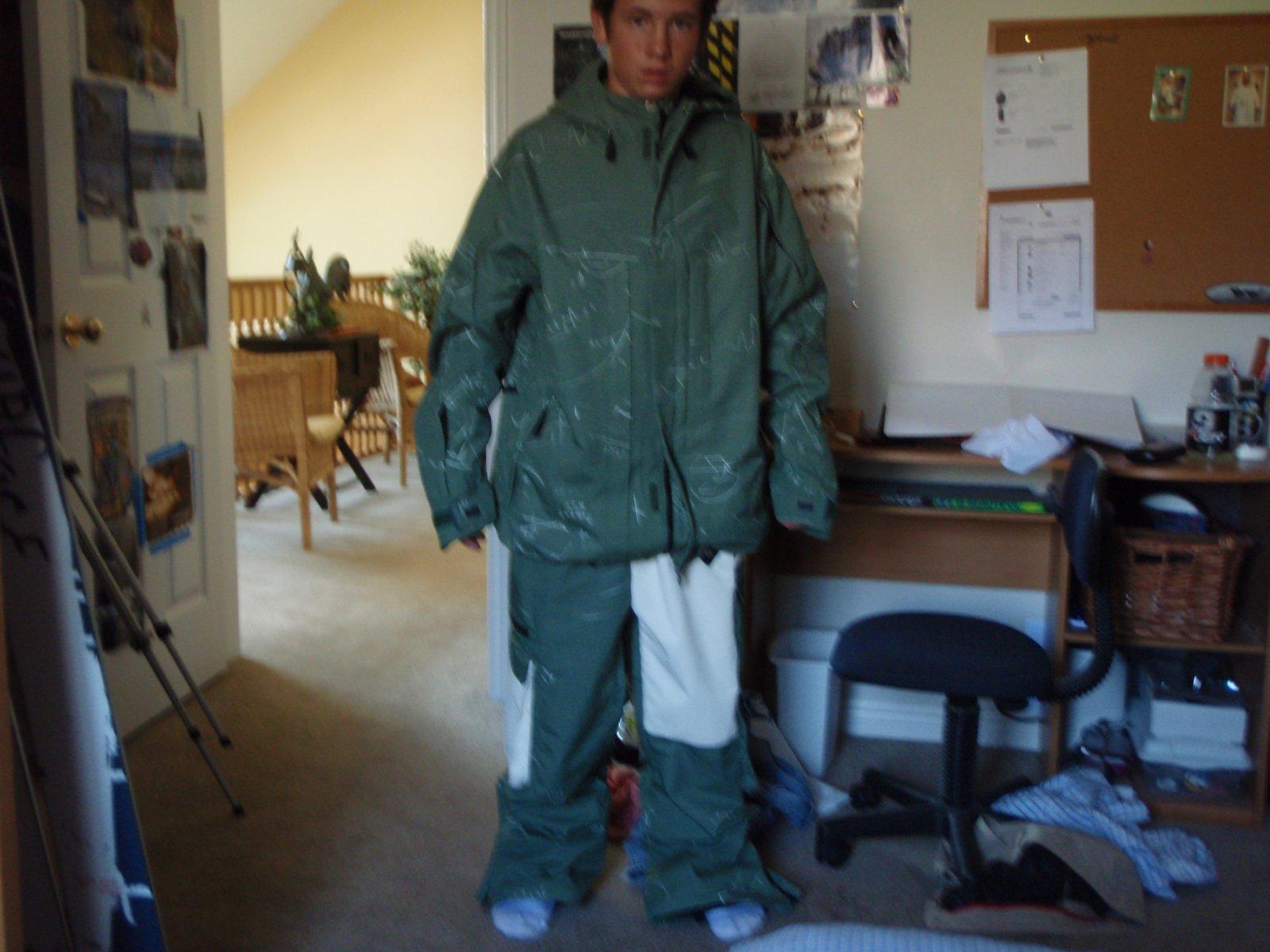 My 0809 outerwear
