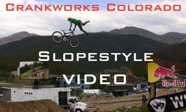 Crankworx Colorado Slopestyle