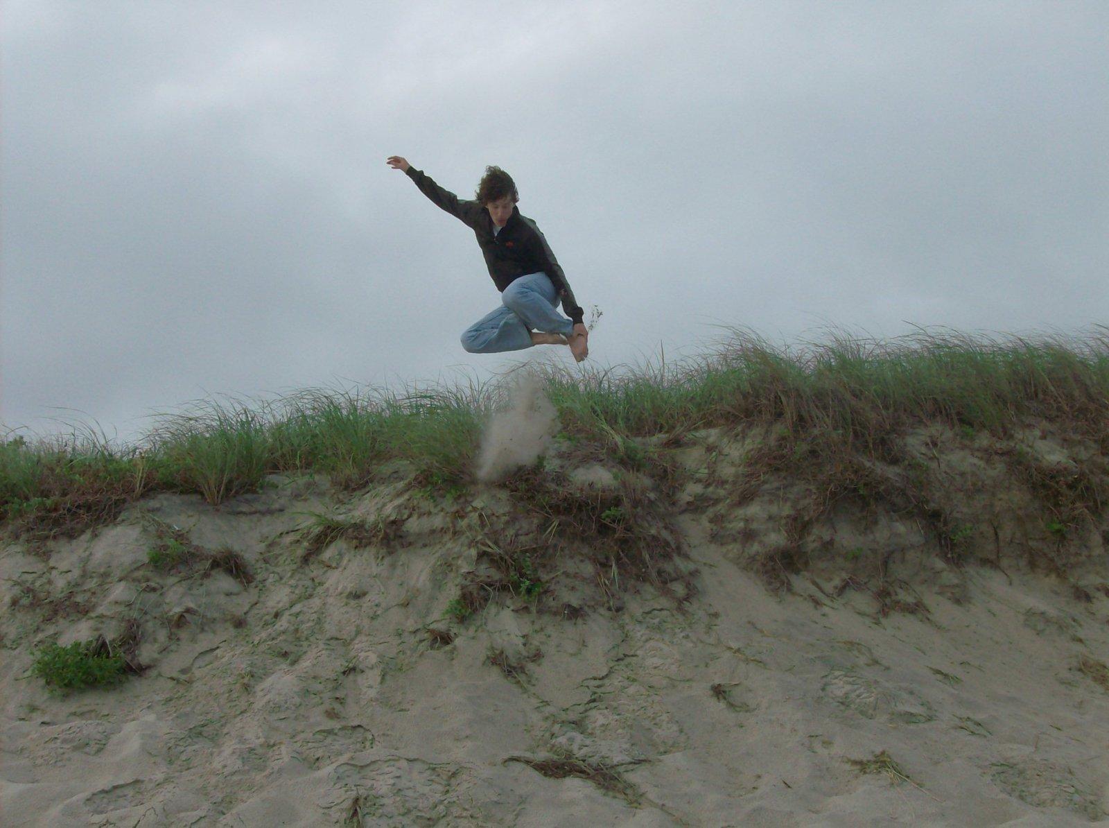 Dune Jumping