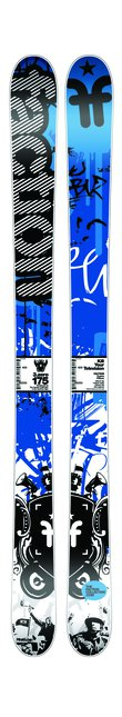 The Faction line of skis for 08/09 - 2 of 5