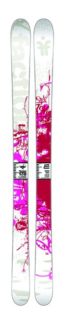 The Faction line of skis for 08/09 - 3 of 5