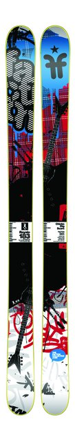 The Faction line of skis for 08/09 - 4 of 5