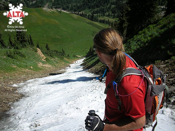 Alta in August