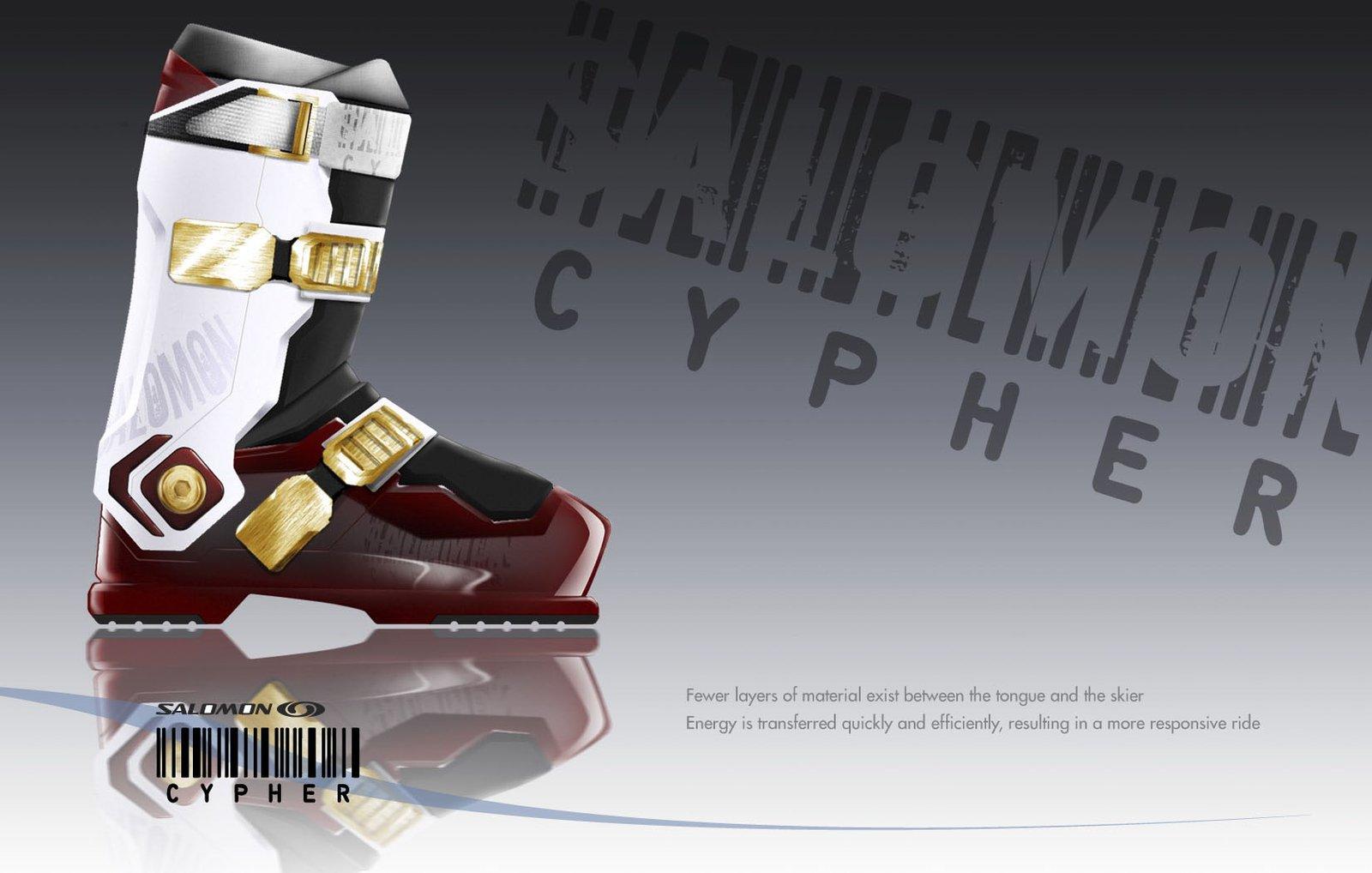 Salomon Cypher