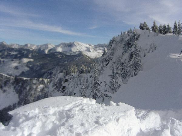Skiers sanctuary