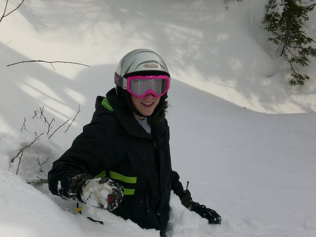 Waist Deep Powder