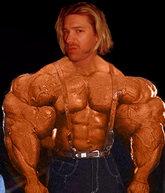 Doug on Powerthirst