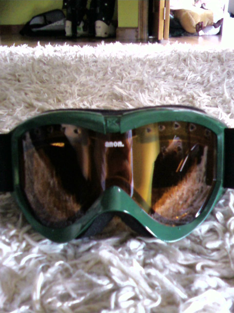 Anon 05 Subrosa forest green for sale
