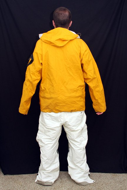 Yellow helly 2