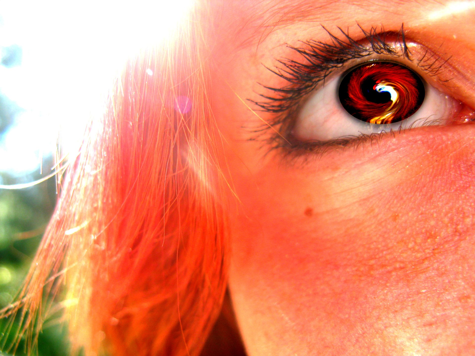 Another eye edit.