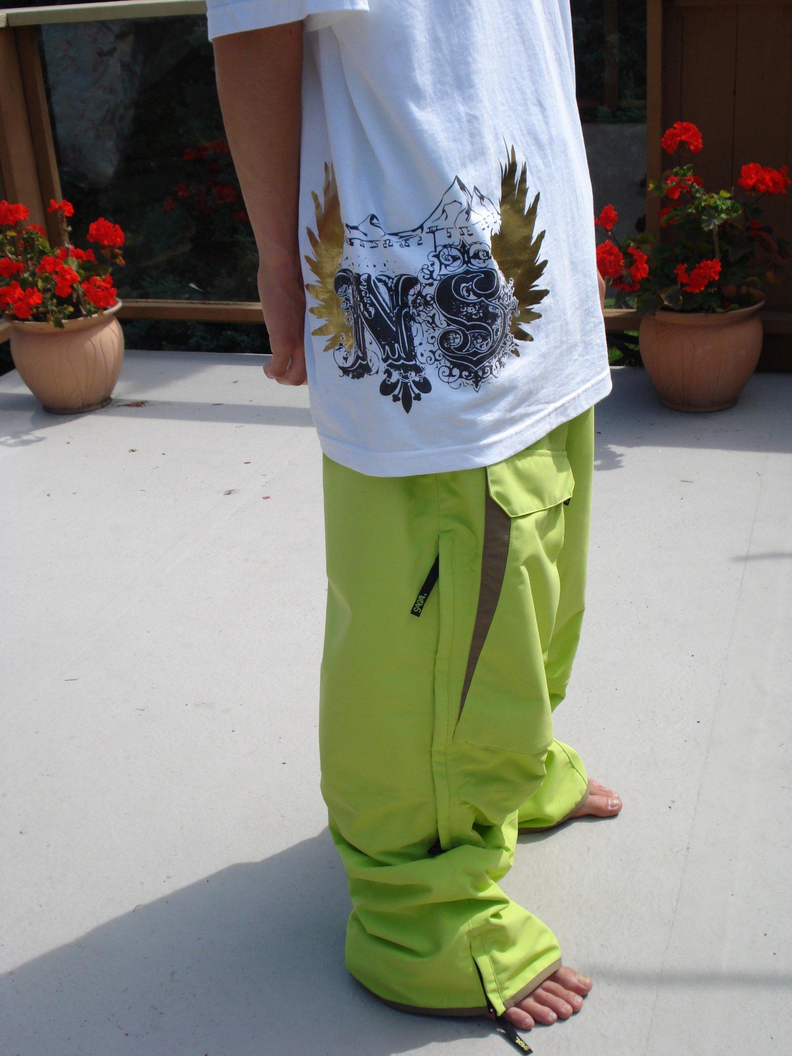 Side SAGA pants