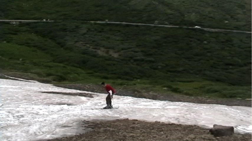 Hitting the snowfield switch
