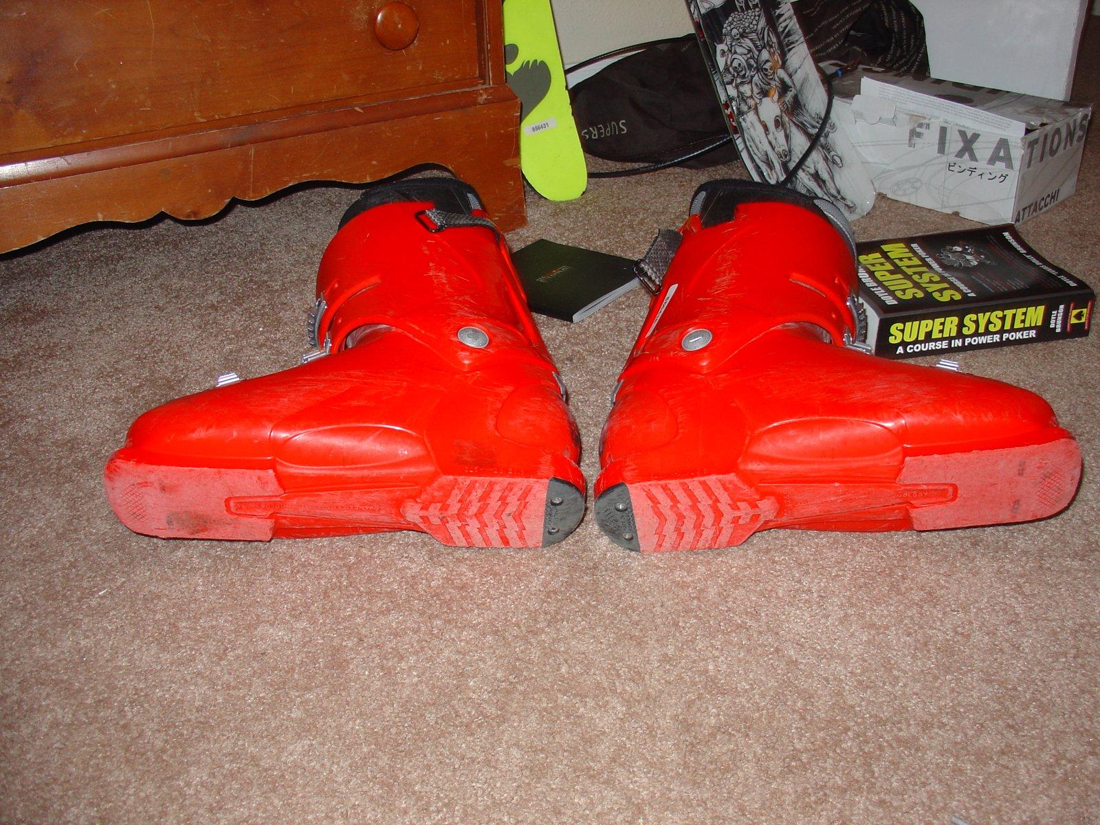 Boots bottoms