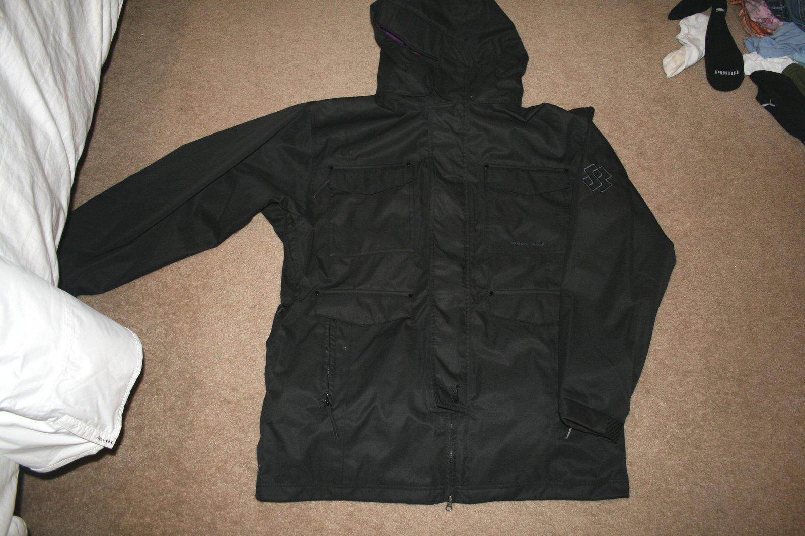 SB autograph jacket XL long cut