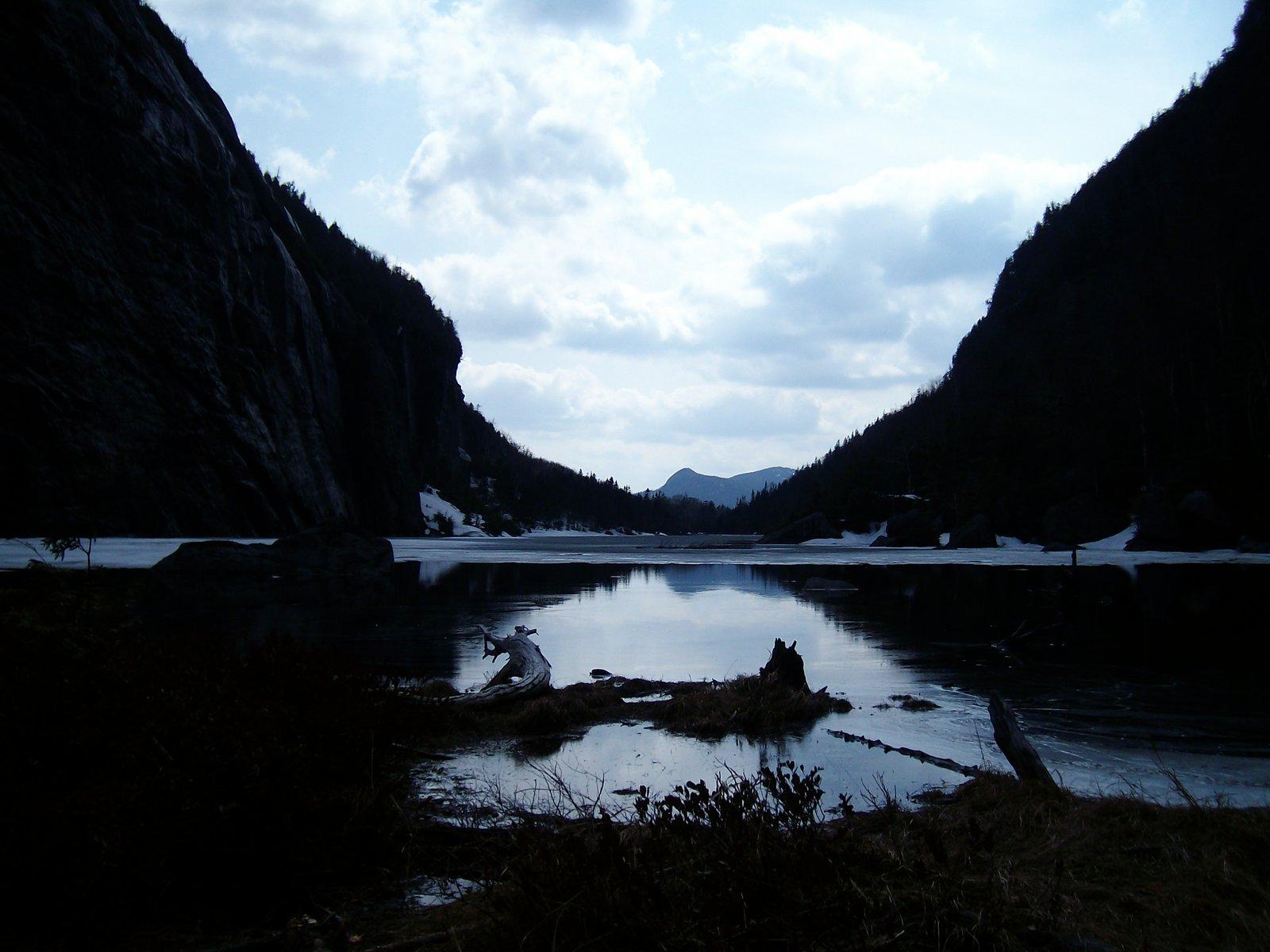 Avalance lake NY
